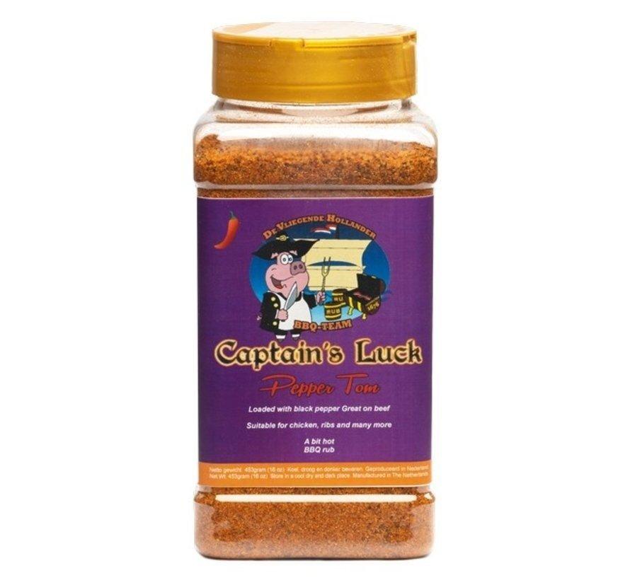 Captain's Luck BBQ Rub Deal 3 x 453 gram