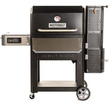 Masterbuilt Gravity Series™ 1050 Digital Charcoal Grill + Smoker