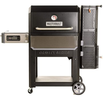 Masterbuilt Gravity Series™ 1050 Digitale Holzkohlengrill + Smoker