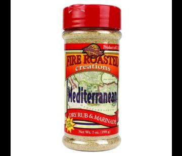 Mediterranean Fire Roasted Creations Mediterranean Rub & Marinade 8oz