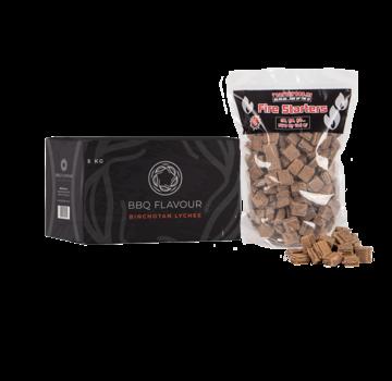 BBQ Flavour BBQ Flavour Binchotan White Lychee / Aanmaakblokjes Deal 5 kg