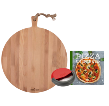Vuur&Rook Dagdeal:  Vuur&Rook MEGA Pizza Deal