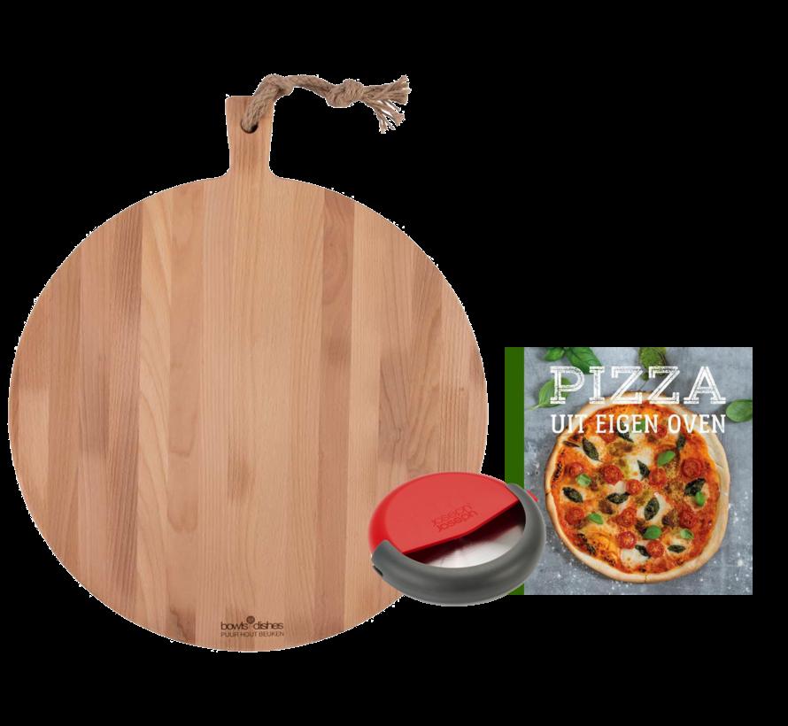Vuur&Rook MEGA Pizza Deal