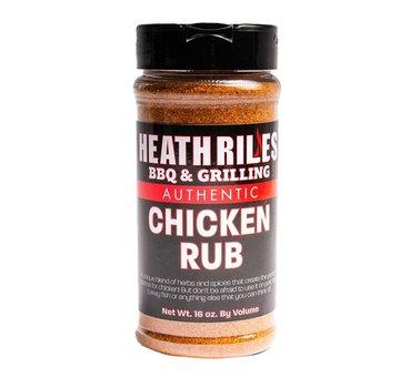 Heath Riles Heath Riles Chicken Rub 16 oz