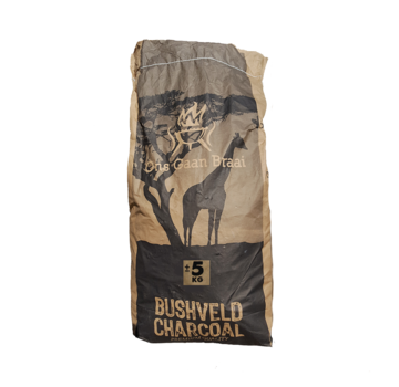 Bushveld Bushveld Charcoal 5kg
