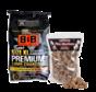 B&B XL Premium Lump Charcoal / Aanmaakblokjes Deal 10 kg