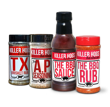 Killer Hogs Killer Hogs Championship BBQ Deal