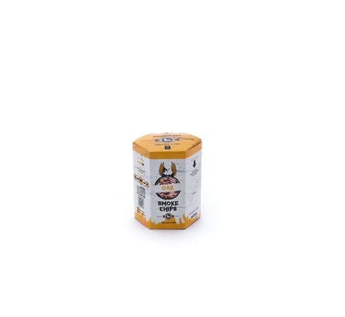 Vuur&Rook Smokey Goodness Oak Smoke Chips 1600 ml