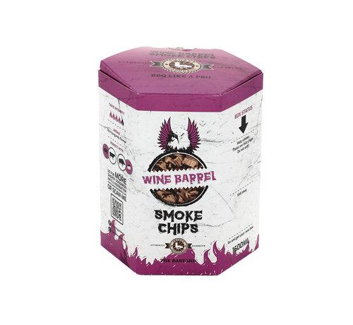 Vuur&Rook Smokey Goodness Wine Barrel Smoke Chips 1600 ml