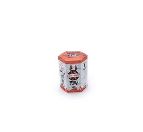 Vuur&Rook Smokey Goodness Whisky Barrel Smoke Chips 1600 ml