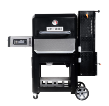 Masterbuilt Gravity Series™ 800 Digital Charcoal Griddle + Grill + Smoker