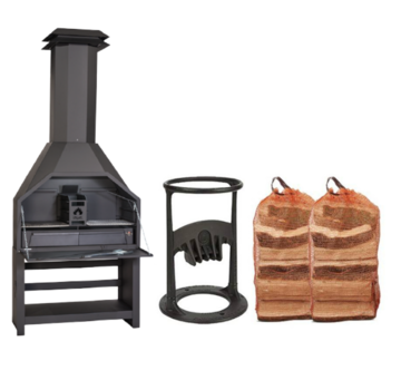 Home Fires Home Fires Braai 1200 Complete Deal