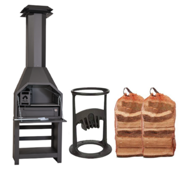 Home Fires Home Fires Braai 800 Complete Deal