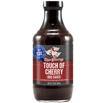 Three Little Pigs Three Little Pigs Touch Of Cherry Sauce 21.4 oz