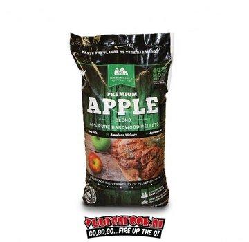 Transport Damage: Green Mountain Premium Appel Blend Eik/Hickory/Appel BBQ Pellets 12.7 kilo