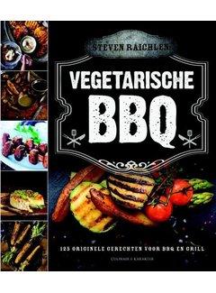 Karakter Uitgevers BV Steven Raichlen Vegatarische BBQ