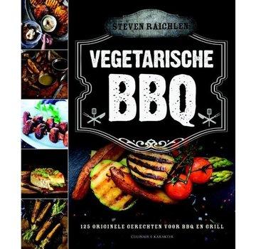 Karakter Uitgevers BV Steven Raichlen Vegetarian BBQ