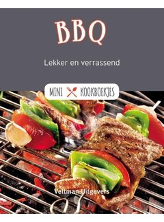 Veltman Uitgevers Mini Kookboekjes BBQ