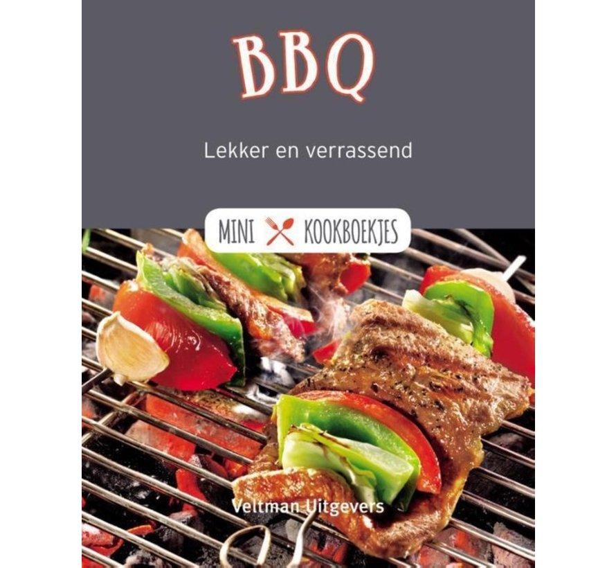 Mini Kookboekjes BBQ