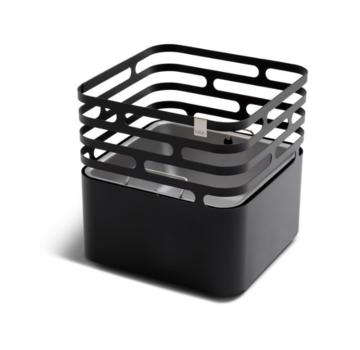 Höfats Höfats Cube Feuerkorb Schwarz
