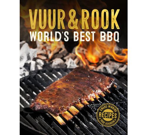 Vuur&Rook Vuur&Rook World's Best BBQ Boek GESIGNEERD