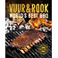 PRE-ORDER Vuur&Rook  World's Best BBQ Book SIGNED