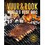 Vuur&Rook World's Best BBQ Boek GESIGNEERD