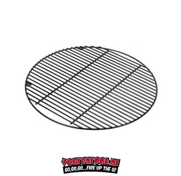 Vuur&Rook Second Chance: Vuur&Rook BBQ Grate for UDS BBQ's with Handles Ø 57 cm