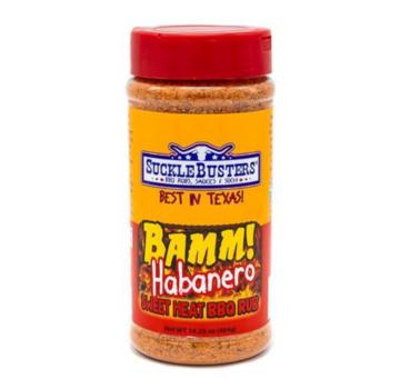 SuckleBusters SuckleBusters Bamm! Habanero BBQ Rub 4oz