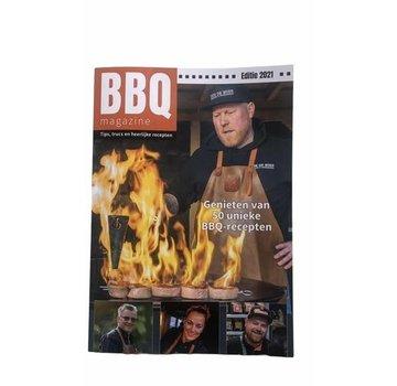 BBQ Magazine Het BBQ Magazine van 2021 door vriend Henry