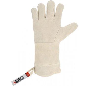 Vuur&Rook Lederen Hittebestendige BBQ Handschoenen 2 stuks