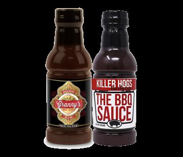Vuur&Rook Killer Hogs Championship / Granny's BBQ Sauce Deal
