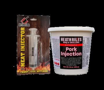 Vuur&Rook Heath Riles Pork Injection Deal