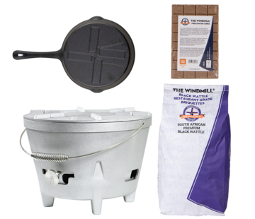 The Windmill Cast Iron The Windmill Camp Stove Camping Deal