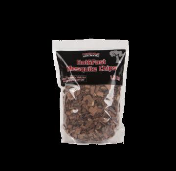 Vuur&Rook Vuur&Rook Hot&Fast Mesquite Chips 1.5 kg