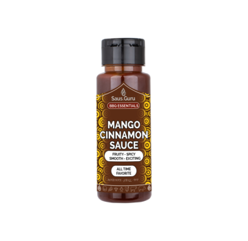 Saus.Guru Sauce Guru Mango Cinnamon BBQ Sauce 500 ml