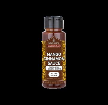 Saus.Guru Sauce Guru Mango Zimt BBQ Sauce 500 ml