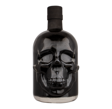 Saus.Guru Saus.Guru Black Gold Edition Skull 500 ml