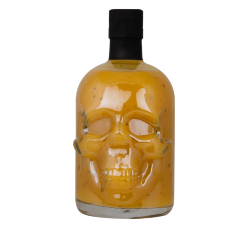 Saus.Guru Saus.Guru Mexican Habanero Fever Skull 500 ml