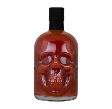 Saus.Guru Saus.Guru Skull Hot Sauce Original 500 ml