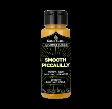 Saus.Guru Sauce.Guru Smooth Piccalilly 500 ml