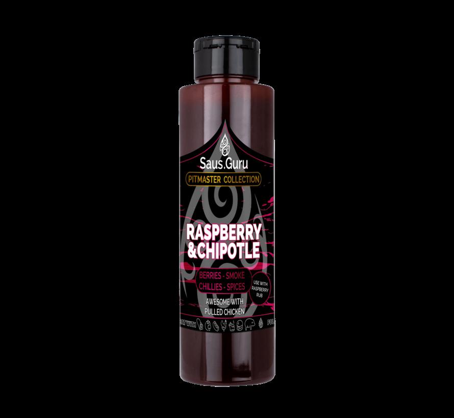 Saus.Guru Raspberry & Chipotle Pitmaster Collection 500 ml