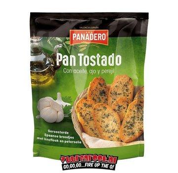Pan Tostado Sorry We Lost The Date...Pan Tostado met knoflook en peterselie