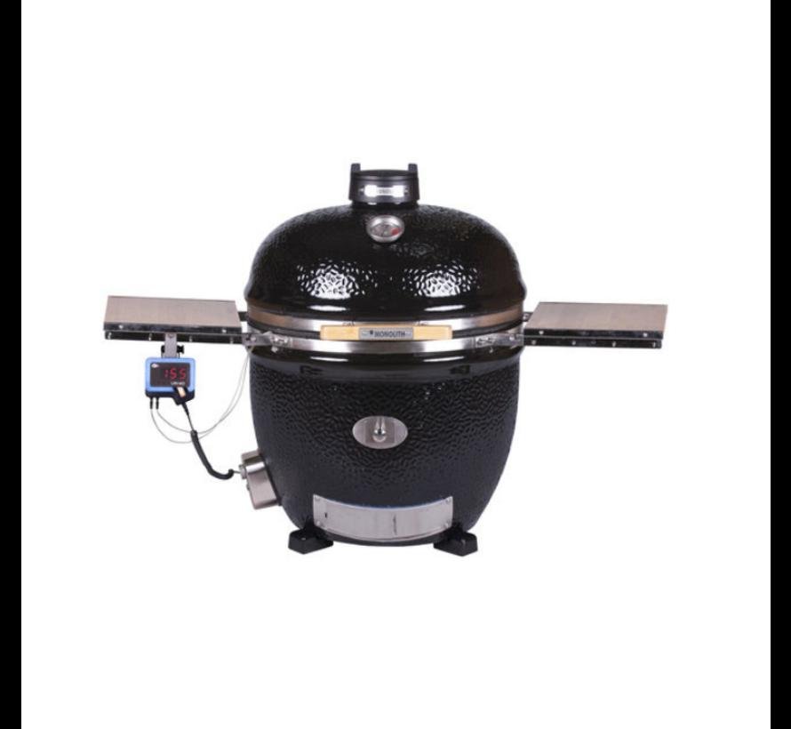 Monolith LeChef BBQ Guru Pro-Series 2.0 Standard Black