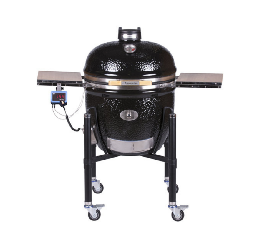Monolith LeChef BBQ Guru Pro-Serie 2.0 Compleet Zwart