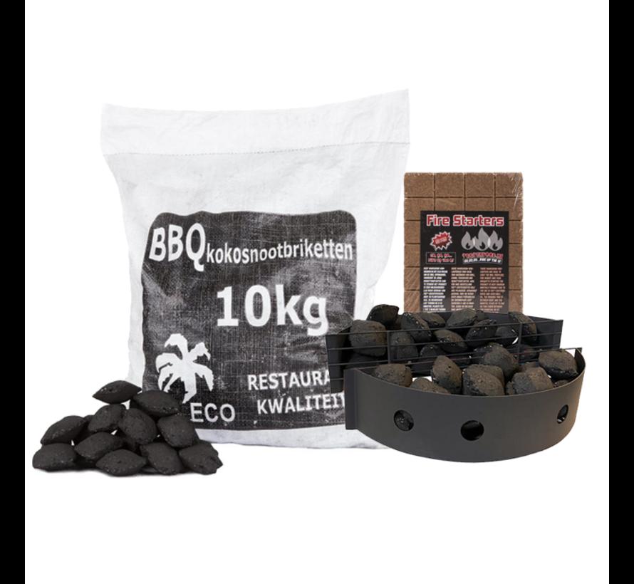 Vuur&Rook Hot Coconut Deal 10 kg