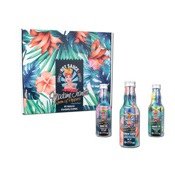 Madame Jeanette Madame Jeanette Hot Sauce 3 Bottle Gift Box