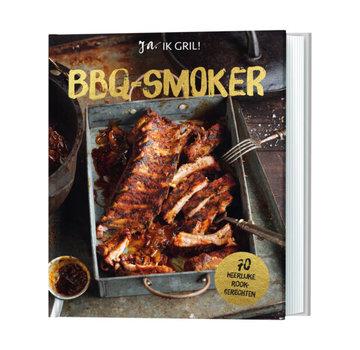 Ja ik grill BBQ-Smoker