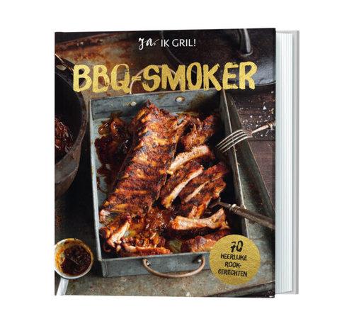 Ja ik grill BBQ Smoker