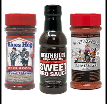 Vuur&Rook Sweet USA Rib Deal